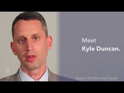 Trump Nominee Kyle Duncan Would Be a Catastrophic Judge