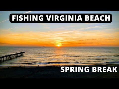 Fishing Virginia Beach Cold Spring Break