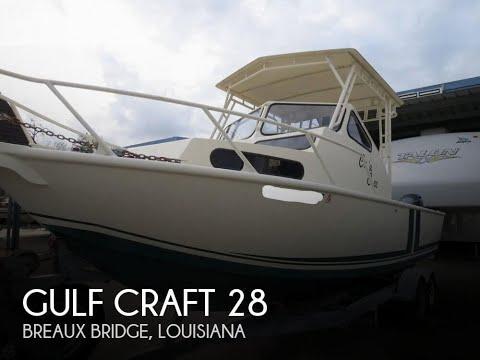 [UNAVAILABLE] Used 1987 Gulf Craft 24 Custom in Breaux Bridge, Louisiana