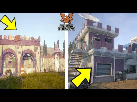 How Good is the *HIDDEN CASTLE FORTRESS* in State of Decay 2?
