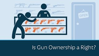 Is Gun Ownership a Right?
