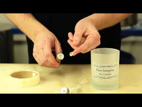Beginner's Candle Making : Basic Candle Making