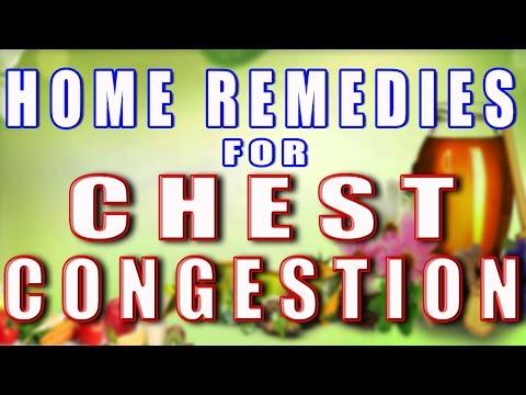 Home Remedies for Chest Congestion & Cough II सर्दी , झुखम और छाती में कंजेशन का घरेलू उपचार II