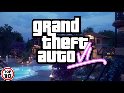 Top 10 Locations GTA VI Will Be Set In