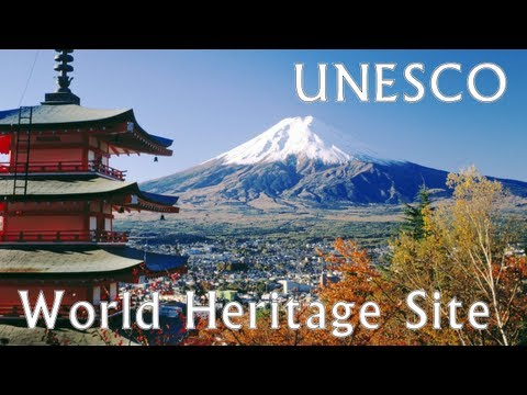 Mt Fuji named World Heritage Site by UNESCO