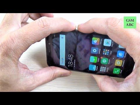 TAKE A SCREENSHOT on Xiaomi Redmi 4, 4X