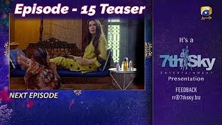 Ramz-e-Ishq - EP 15 Teaser - 14th Oct 2019 - HAR PAL GEO DRAMAS