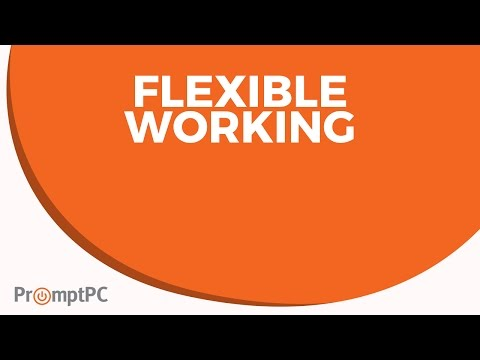 Flexible Working with the Cloud