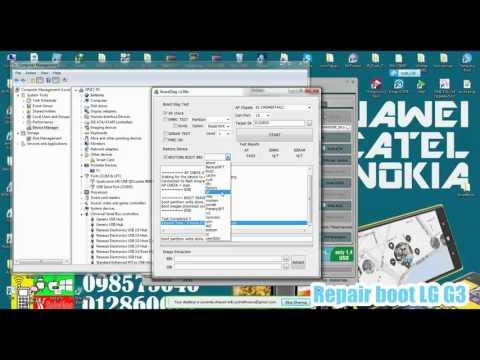 How to repair boot [QHUSB_BULK 9008/Secure booting failed
