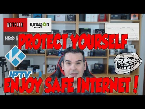 PROTECT YOURSELF ONLINE BECOME ANONYMOUS AND KEEP COPYRIGHT TROLLS AWAY