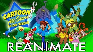 Cartoon All-Stars Reanimate