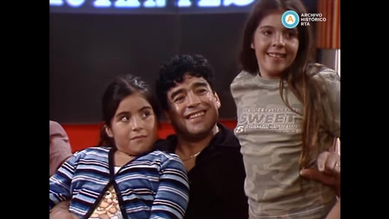 AV-5687 Historias Impactantes [Agasajo navideño a Diego Armando Maradona]