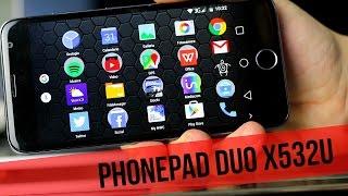 Mediacom PhonePad DUO X532U | #RECENSIONE ITA