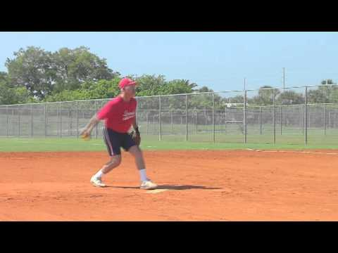 Complete Guide to Slowpitch Softball: Left Curve