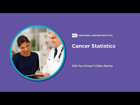 Cancer Statistics   Did You Know?