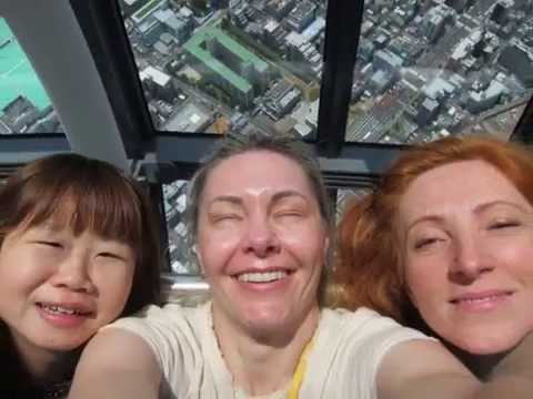 Travelogue in Japan, Tokyo Skytree next level, volume 24