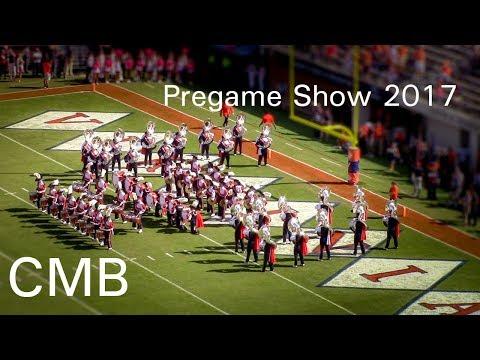 UVA Cavalier Marching Band 2017 Pregame Show (Entrance) vs Boston College 10/21/17