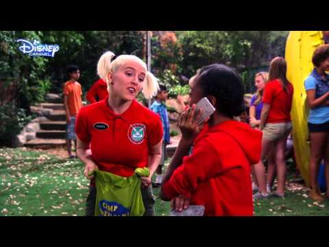 Bunk'd | Cell Phone Sunday | Official Disney Channel UK