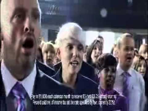 Halifax Advert 2011- Nic Knight Management actor