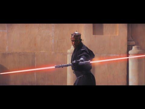 Star Wars I Alternate Ending 3: Double-Bladed Danger