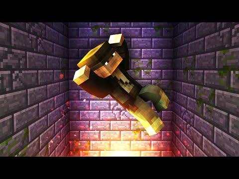 DROP DEAD TRAP! - Minecraft Tutorial