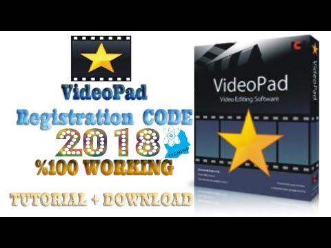 videopad key free