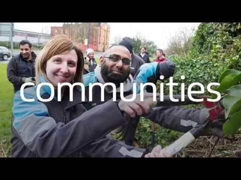 Volunteers Week - British Gas