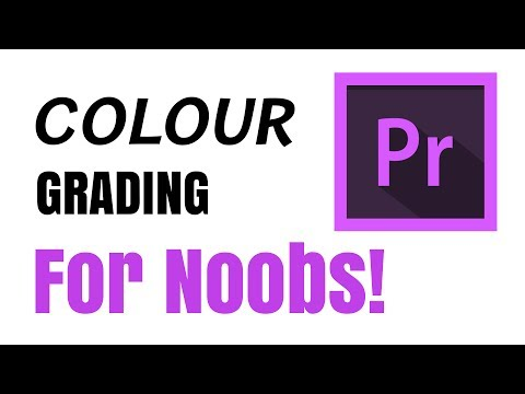 Color grading in Premier Pro cc Easy Tutorial for Beginners ( Color Correction)