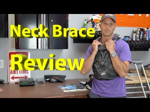 Leatt Fusion 3.0 Vest and Neck Brace Review   Will this save your neck in a crash?