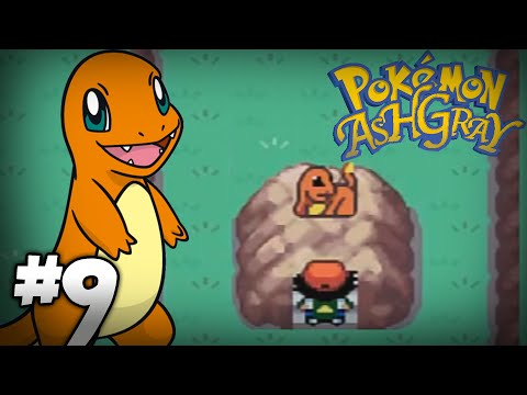 Let's Play Pokemon: Ash Gray - Part 9 - Char Char