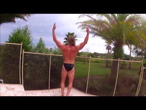 Devon Palombo - Nick's Strength and Power Mr. Golden Era Entry