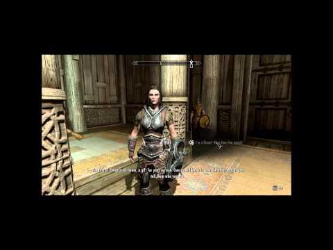 The Elder Scrolls V: Skyrim - Meeting Lydia