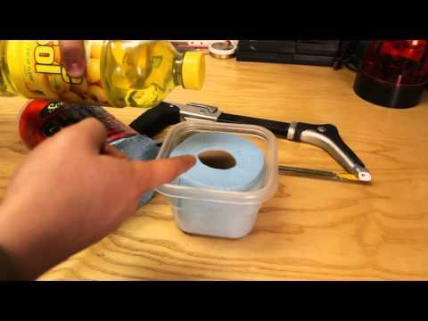 DIY Cleaning Wipes (Workshop Hack)