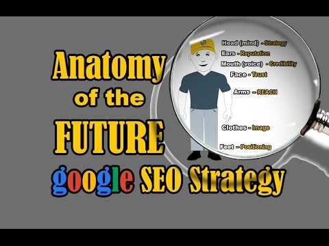 The Anatomy of the Future Google SEO Strategy 2015