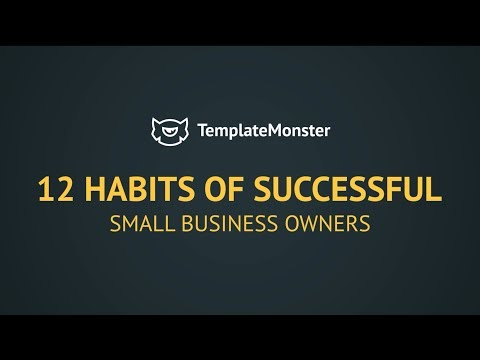 12 Habits of Successful Business Owners