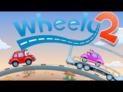 Wheely 2 Walkthrough All Levels HD