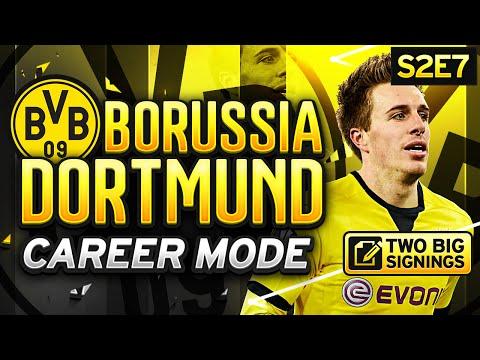 FIFA 16 Dortmund Career Mode - TWO HUGE SIGNINGS! - S2E7