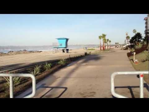 New Beach Walkway