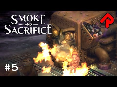 MIRE OF BONES: Reaching the Blastforge!   Smoke and Sacrifice gameplay ep 5