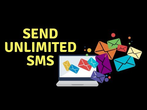 How to Send Unlimited Bulk SMS Text Messages