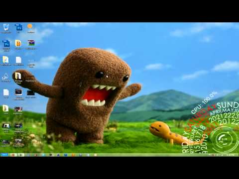 Windows 7: Disable The Limitation of BandWith EVERYONE MUST WATCH!!