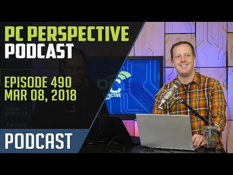 Podcast #490 - Seasonic Fanless power supply, HyperX cordless headset, and more!