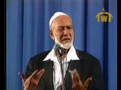 Popes Pious Pronouncement (Sheikh Ahmed Deedat)