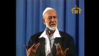 Popes Pious Pronouncement (Sheikh Ahmed Deedat)