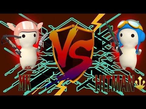 HITMAN VS MK - Escort Map [MilkChoco Clan Battle]