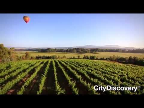 Hot Air Balloon Ride over Melbourne and Yarra Valley