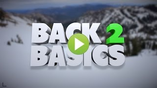 Thrive Snowboarding: Back 2 Basics - Ep 4 - Into the Steeps - Shaping Turns