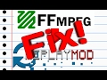 How to Install FFmpeg to the Replay Mod! (UPDATED!)