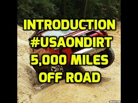 What Is USAonDirt - Overlanding Across America On The Trans-America Trail