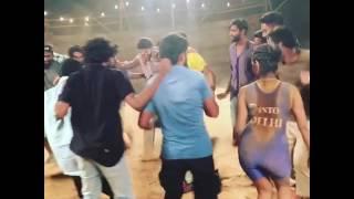 Wamiqa Gabbi lungi dance!